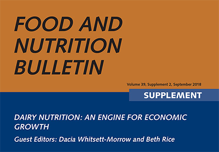 Food and Nutrition Bulletin 1